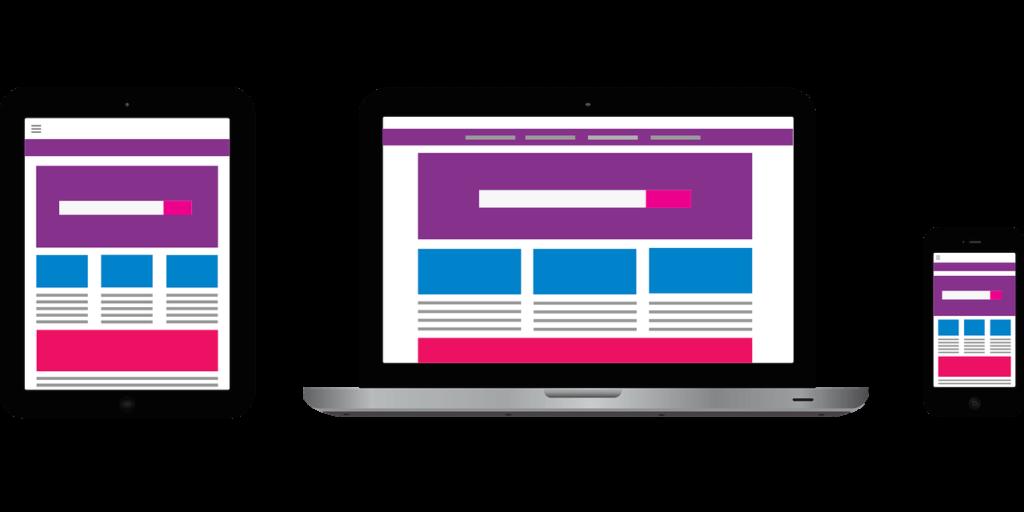 адаптивный дизайн веб-сайтов