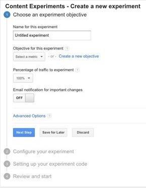контент эксперимент аб тест
