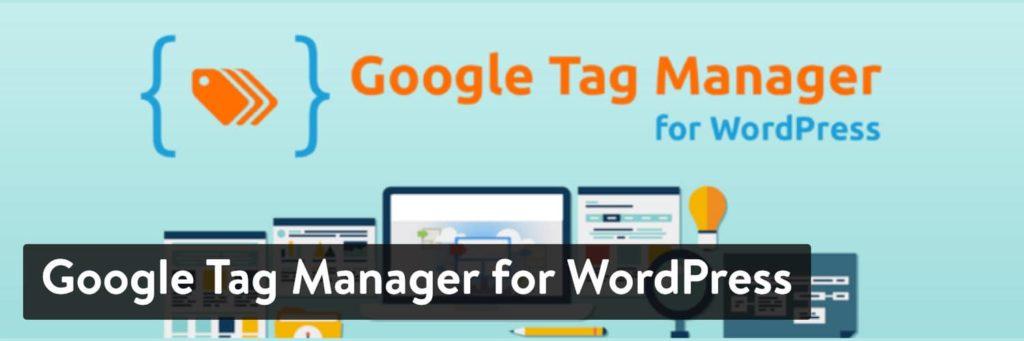google тэг  менеджер для плагина  wordpress