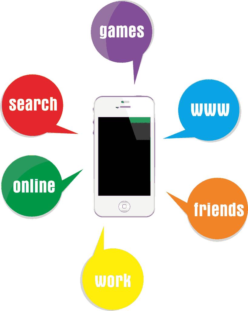 смартфон основное средство для выхода в интернет