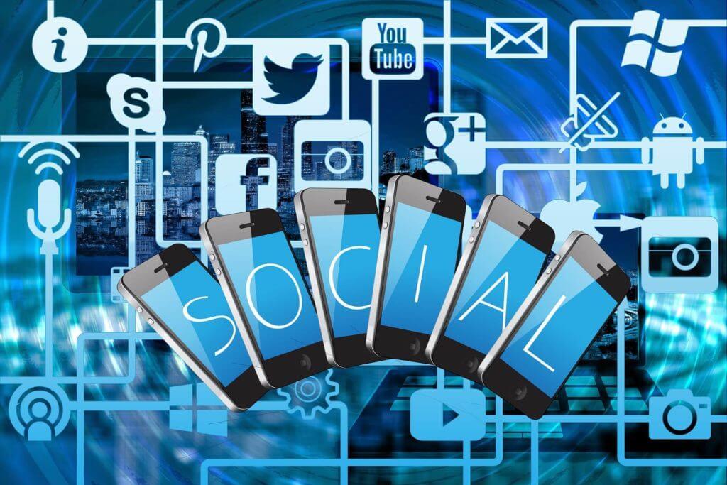 социальные сети источник трафика