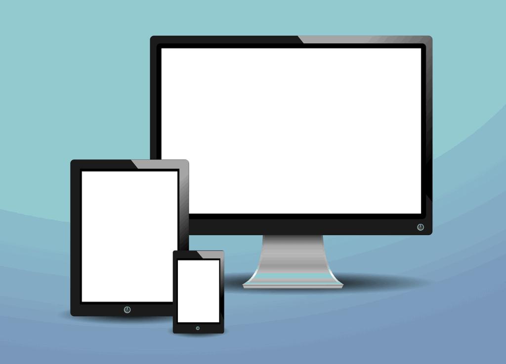 как сайт будет выглядеть на всех видах устройств нужно продумать заранее
