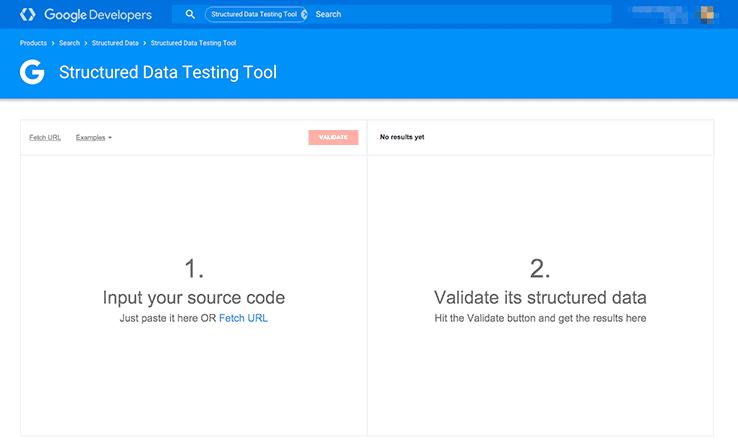 проверка результата структурирования данных