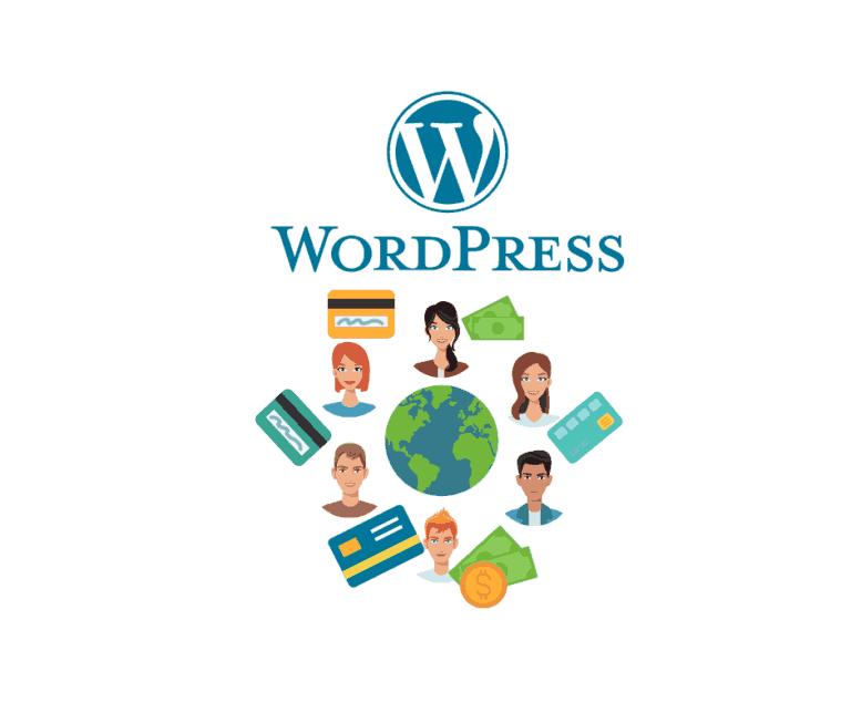 Разработка WordPress сайта