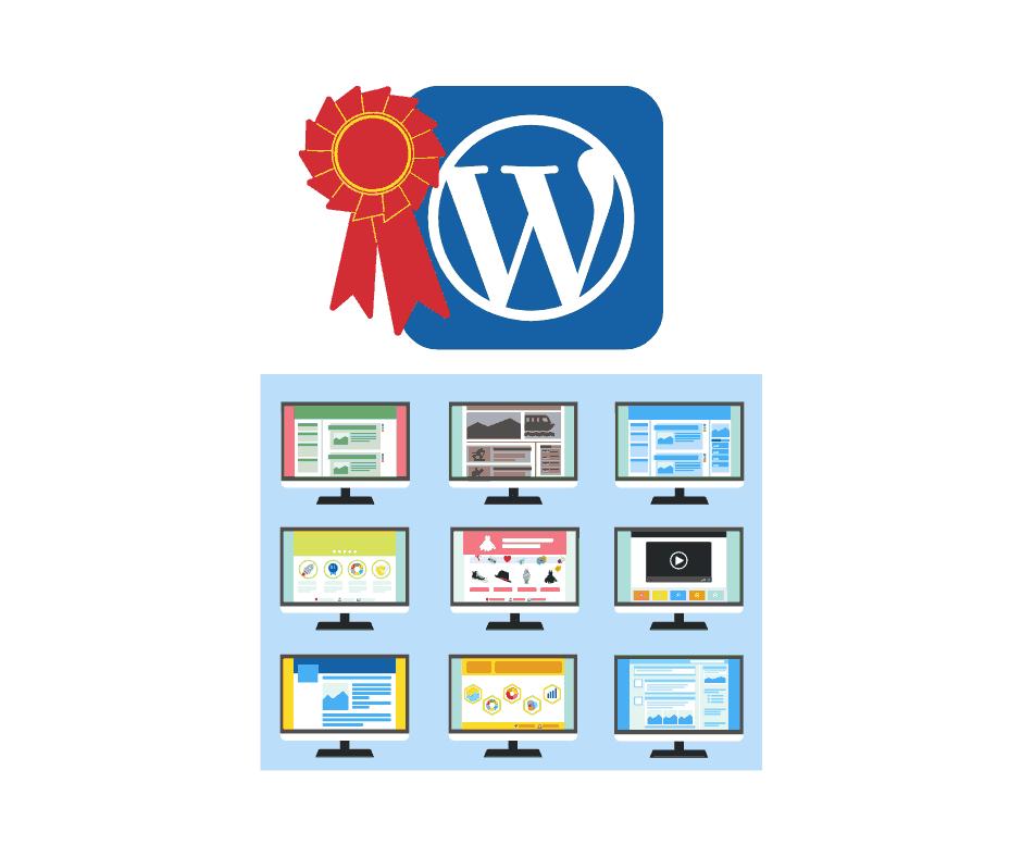 Solicitar la creación de un sitio web en Wordpress