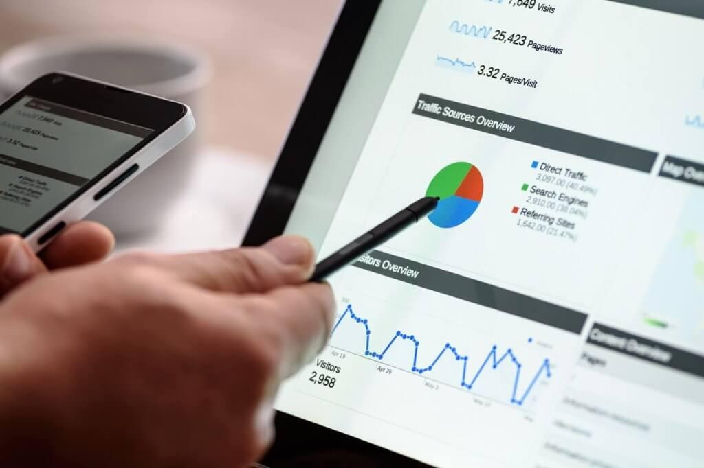 Анализ и определение позиций сайта