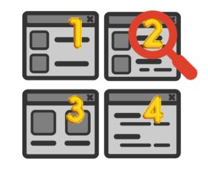 анализ позиций сайта в поисковых системах