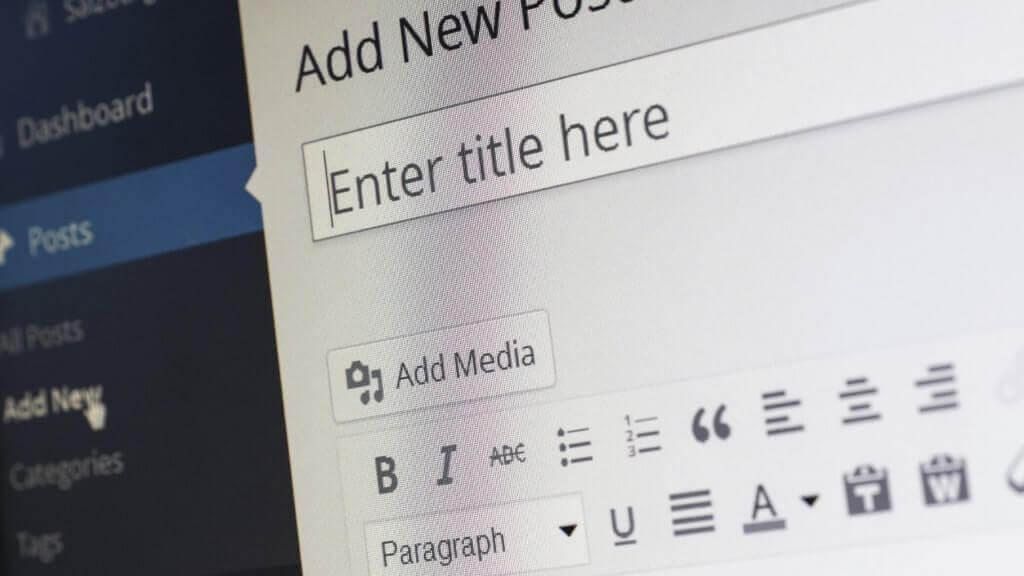 Методы создания контента
