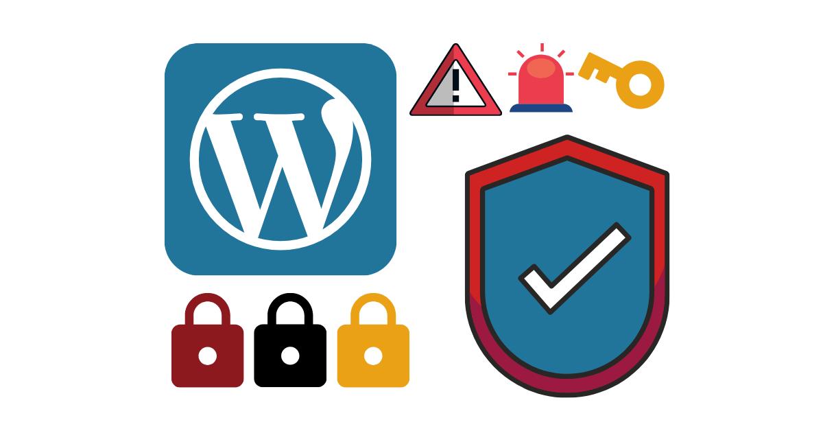 настройка безопасности wordpress сайта