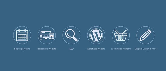 Desarrollo de sitios web en cms wordpress.